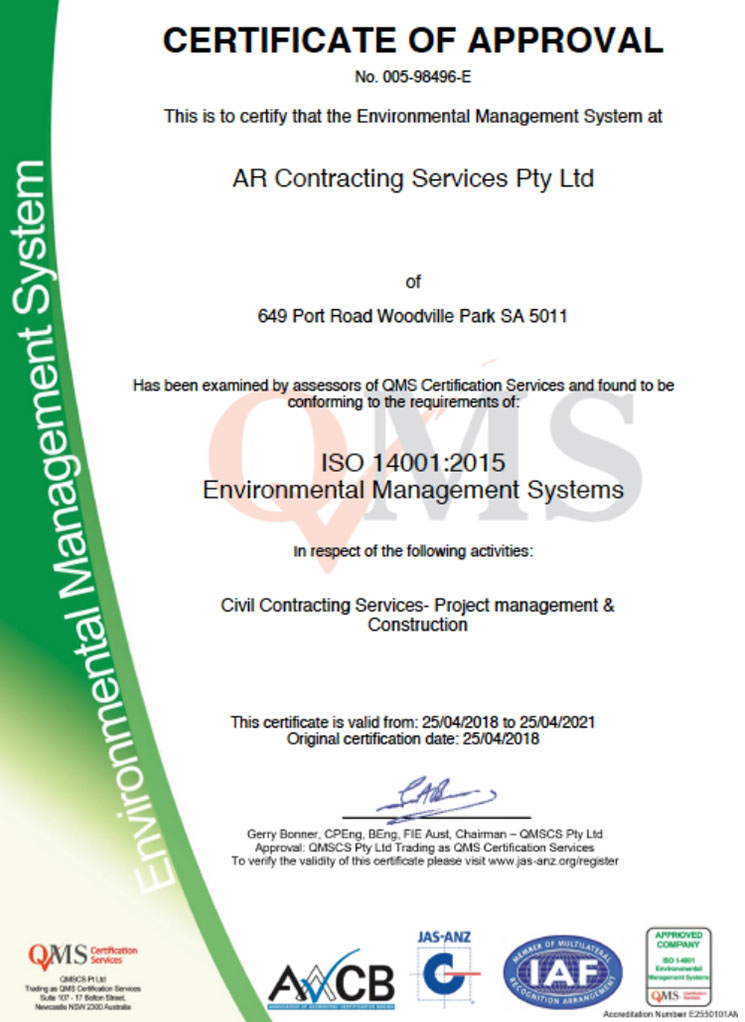 Services - AR Contracting Service